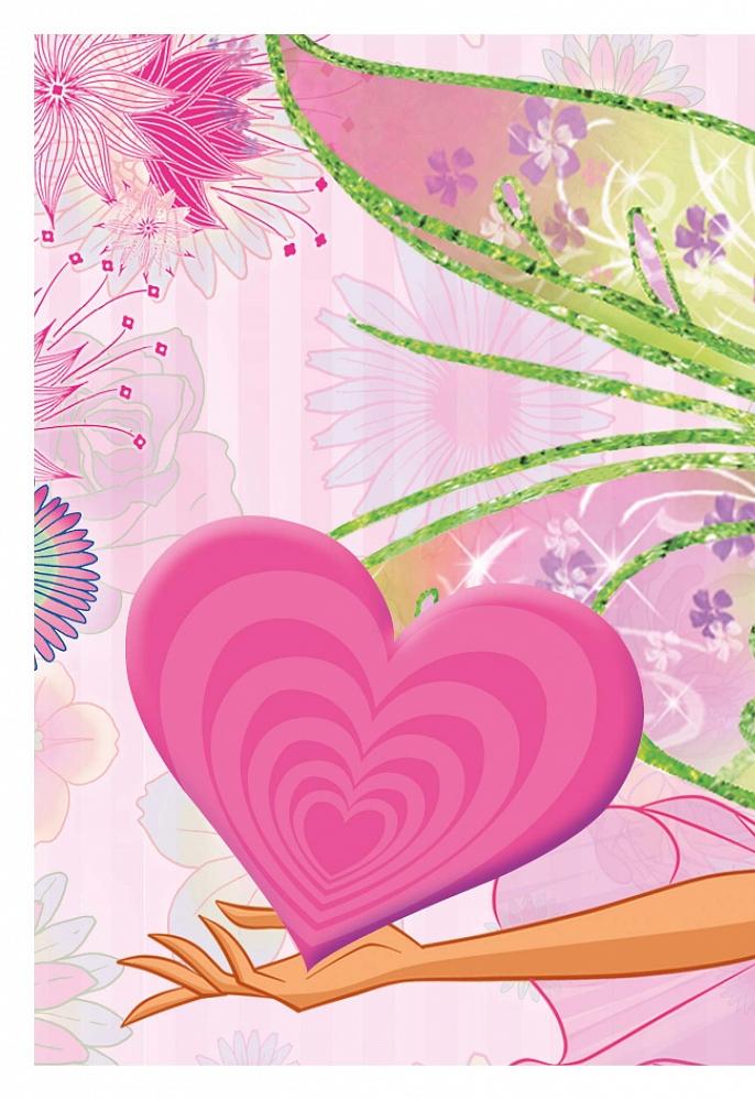 Картинки винкс в сердечках